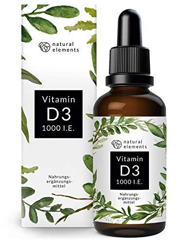 Vitamin D3-1000 I.E. pro Tropfen - 50ml...