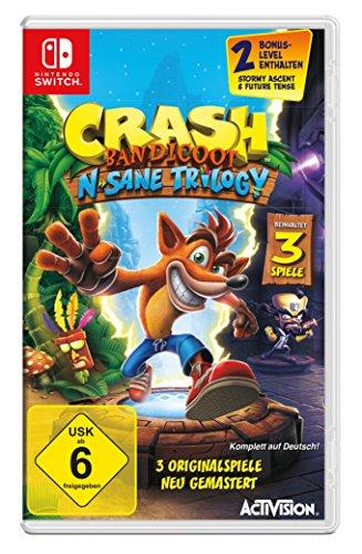 Crash Bandicoot N.Sane Trilogy -...