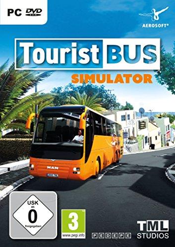 Tourist Bus Simulator - [PC]