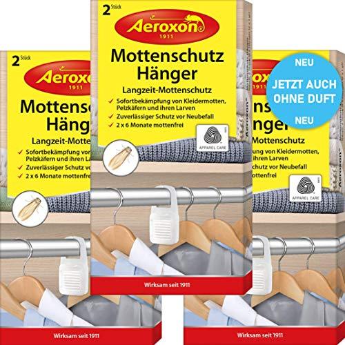 Aeroxon Mottenschutz-Hänger - 3x2...