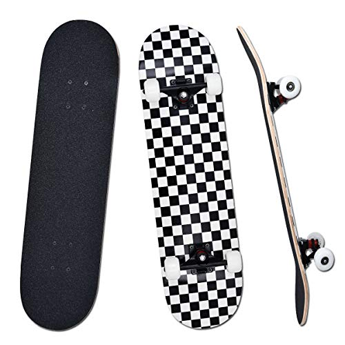 YUDOXN Komplettes Skateboard für...