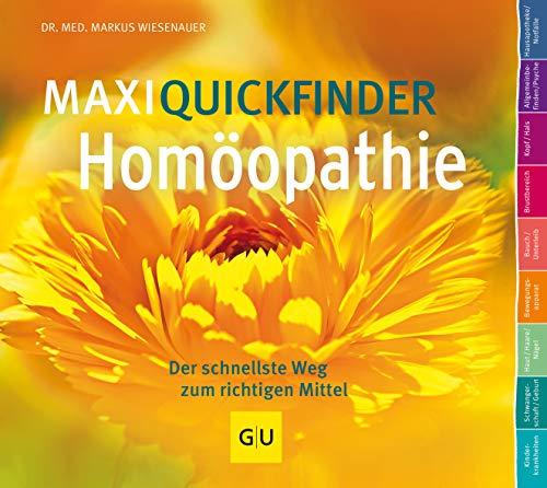 MaxiQuickfinder Homöopathie: Der...