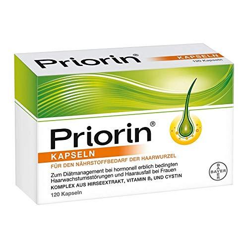 Priorin Kapseln bei hormonell erblich...