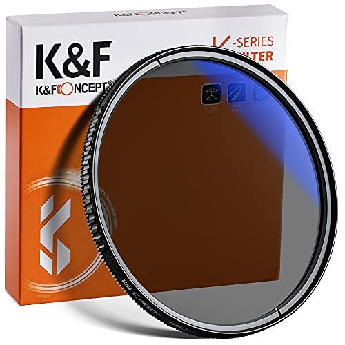 K&F Concept Pro 72mm Slim Zirkularer...