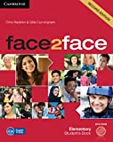 Redston, C: face2face Elementary Student's Book with DVD-ROM