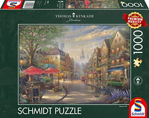 Schmidt Spiele 59675 Thomas Kinkade,...