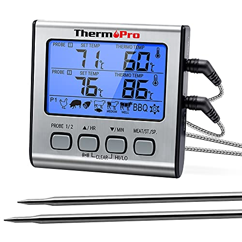 ThermoPro TP17 Digitales...