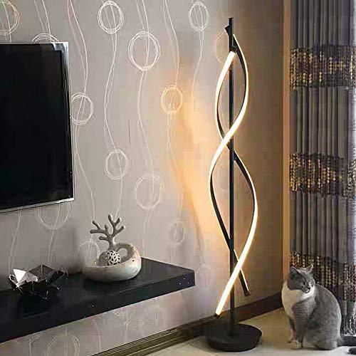 Standleuchten Dimmbare LED Spirale...