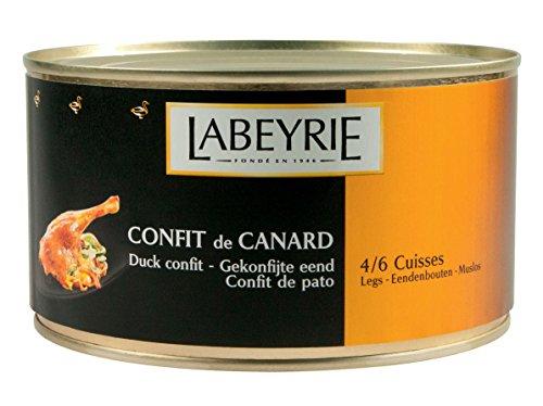 Labeyrie Confit de Canard 4 bis 6...