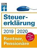 Steuererklärung 2019/2020 - Rentner, Pensionäre: Neu: Leitfaden für ELSTER