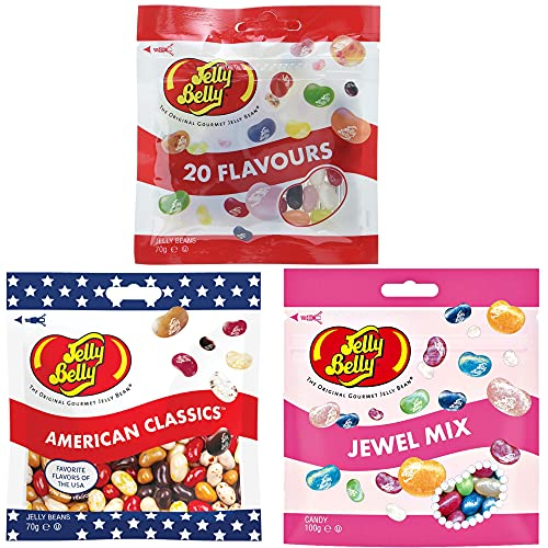 Jelly Belly Bestseller Mix - 20 Flavours...