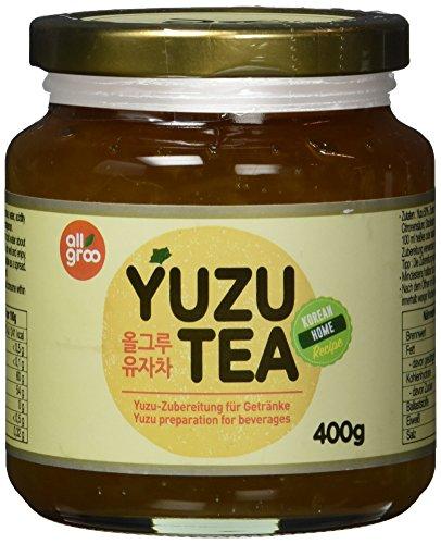 Allgroo Yuzu Tee — Yuzu Zubereitung...