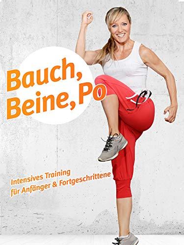 Bauch, Beine, Po: Intensives Training...
