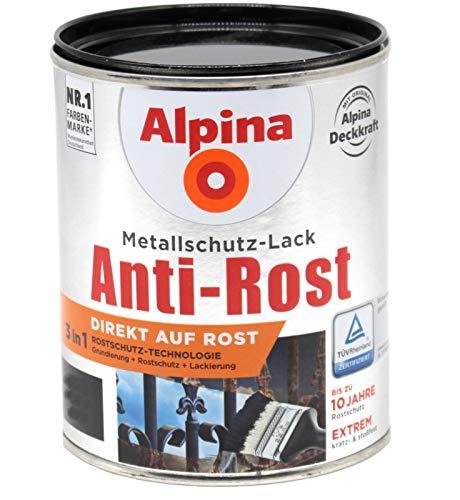 Alpina 3in1 Metallschutz-Lack Anti-Rost...