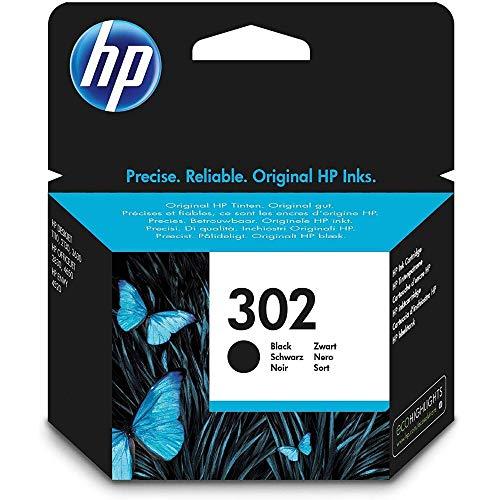 HP 302 Original Druckerpatrone (für HP...