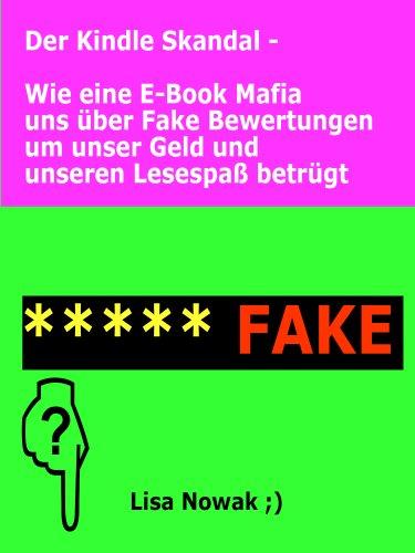 Der Kindle Skandal - Wie eine E-Book...