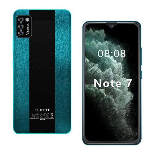 CUBOT Note 7 Smartphone ohne Vertrag 4G,...