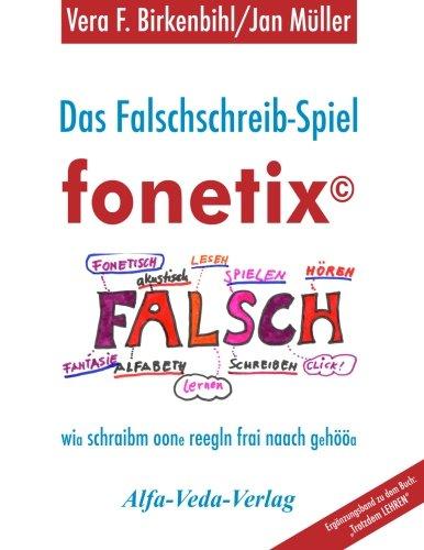 Das Falschschreib-Spiel fonetix: Wir...