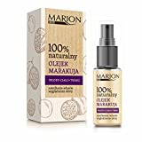 MARION ECO Körperöl mit 100% natürliche Maracujaöl Gesicht& Körper & Haare 25 ml
