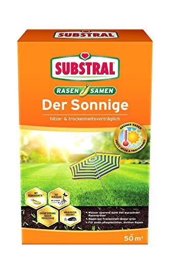 Substral Rasensamen Der Sonnige,...