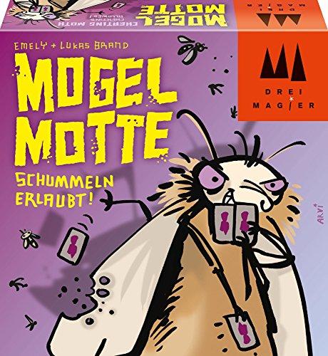 Schmidt Spiele 40862 Mogel Motte, Drei...