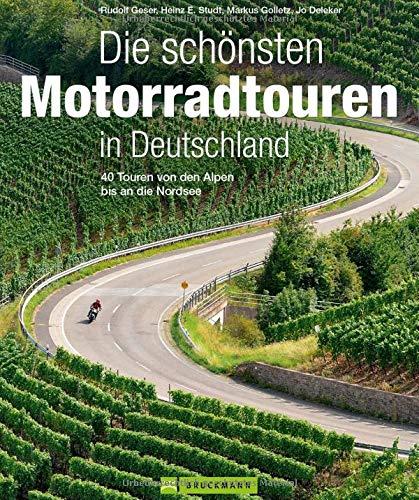 Motorradtouren Deutschland: Auf 40...