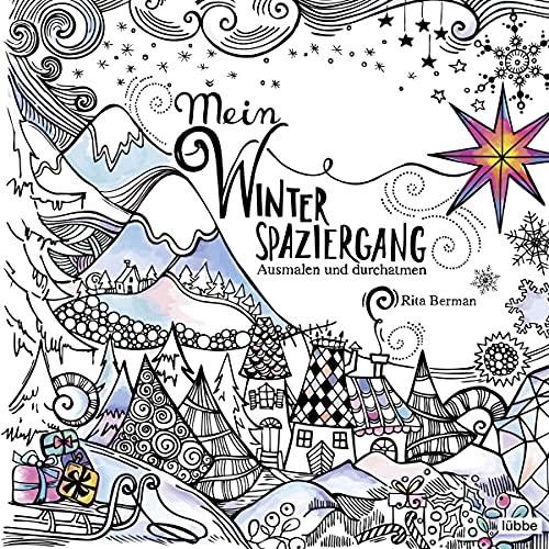 Mein Winterspaziergang: Ausmalen und...