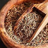 Kreuzkümmel ganze Samen | hohe Reinheit | Kreuzkümmelsamen | Cumin | Cuminsamen | Kreuz Kümmel | Kreuzkümmelöl | Kumin | Koriander | Muskat | abnehmen | Tee | Frischebeutel | Premium Qualität | 1000g