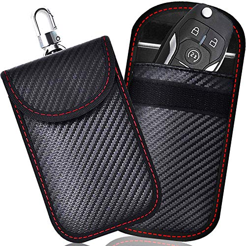 Keyless Go Schutz Autoschlüssel, 2 STK...