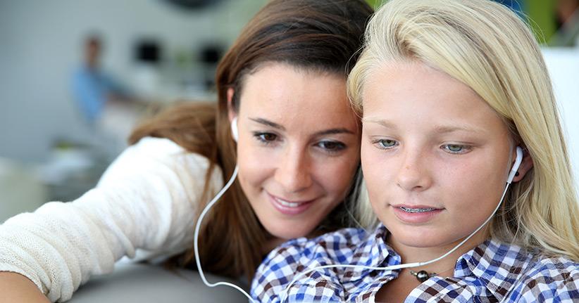 #Deezer Family – Musik für die ganze Familie