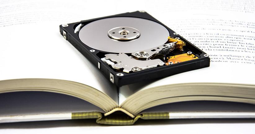 #Buchscanner – Neues Gerät kann geschlossene Bücher lesen