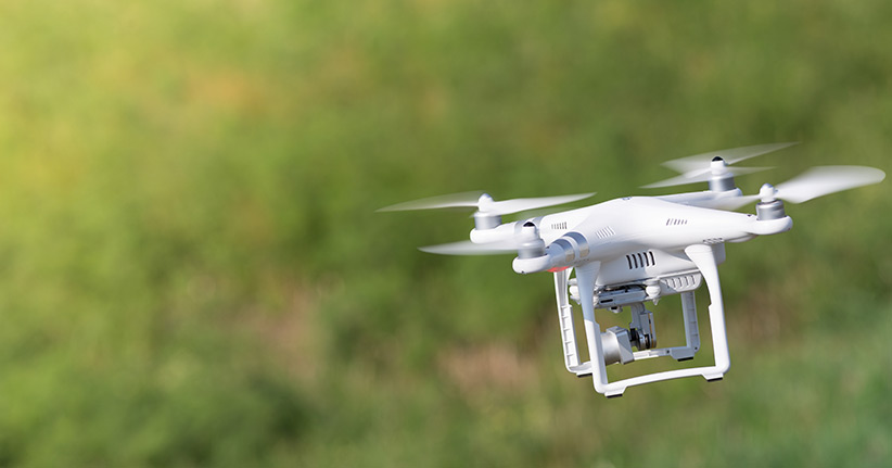 #Delftacopter – die neue Generation der Drohnen