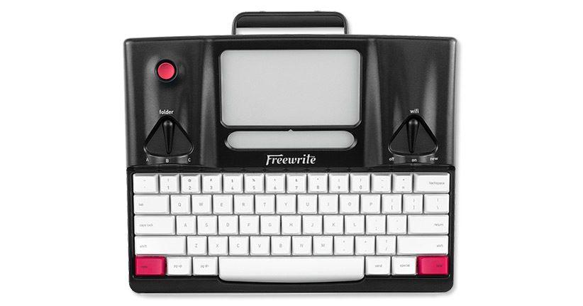 #Astrohaus #Freewrite - mehr als nur ein Spielzeug?