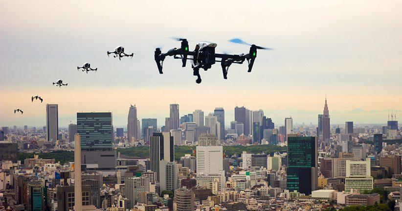 Brauchen wir für Drohnen neue Gesetze?