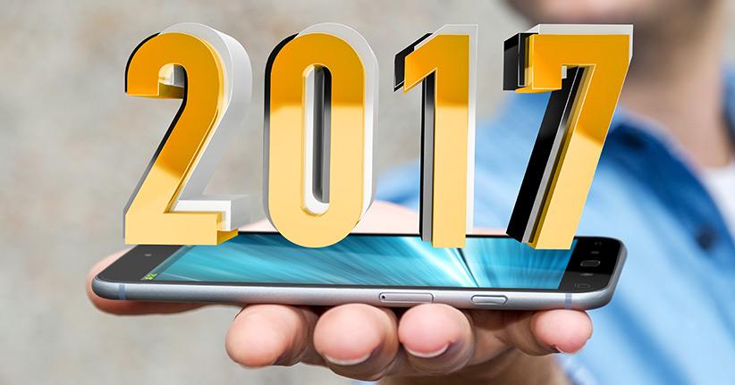 Auf diese Neuerungen können sich #Smartphone-Besitzer 2017 freuen