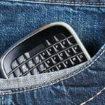 Das #Blackberry #KEYone – Hardware für die Tastatur