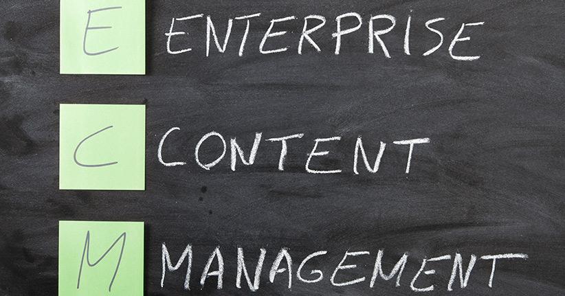 #ECM – eine #Software, die für Unternehmen unverzichtbar ist