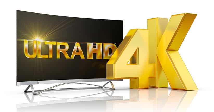 #UHD-Fernseher - das Kino-Feeling für Zuhause