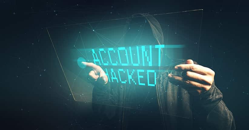 Was muss getan werden, wenn der E-Mail-Account gehackt wurde?