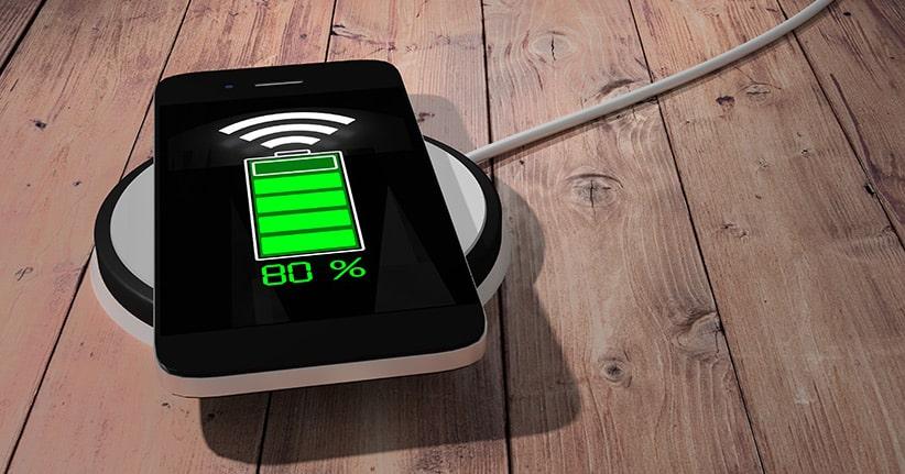 Gibt es bald eine kabellose Lade-Funktion für das #iPhone?
