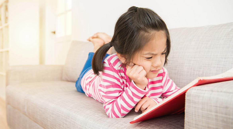 Was tun, wenn das Kind ein Lesemuffel ist?