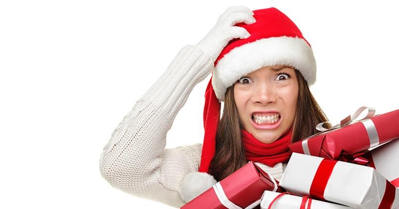 Weihnachtsstress muss nicht sein