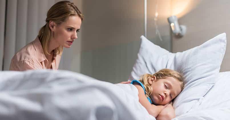 Schlaganfall bei Kindern – ein Albtraum für die Eltern