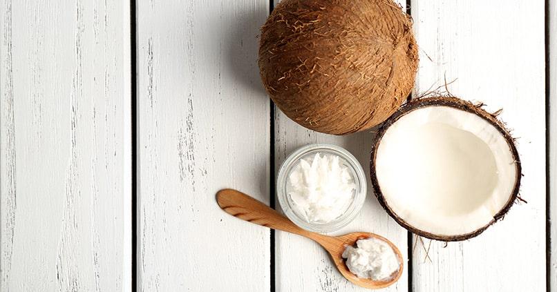 Alles Gute aus der Kokosnuss
