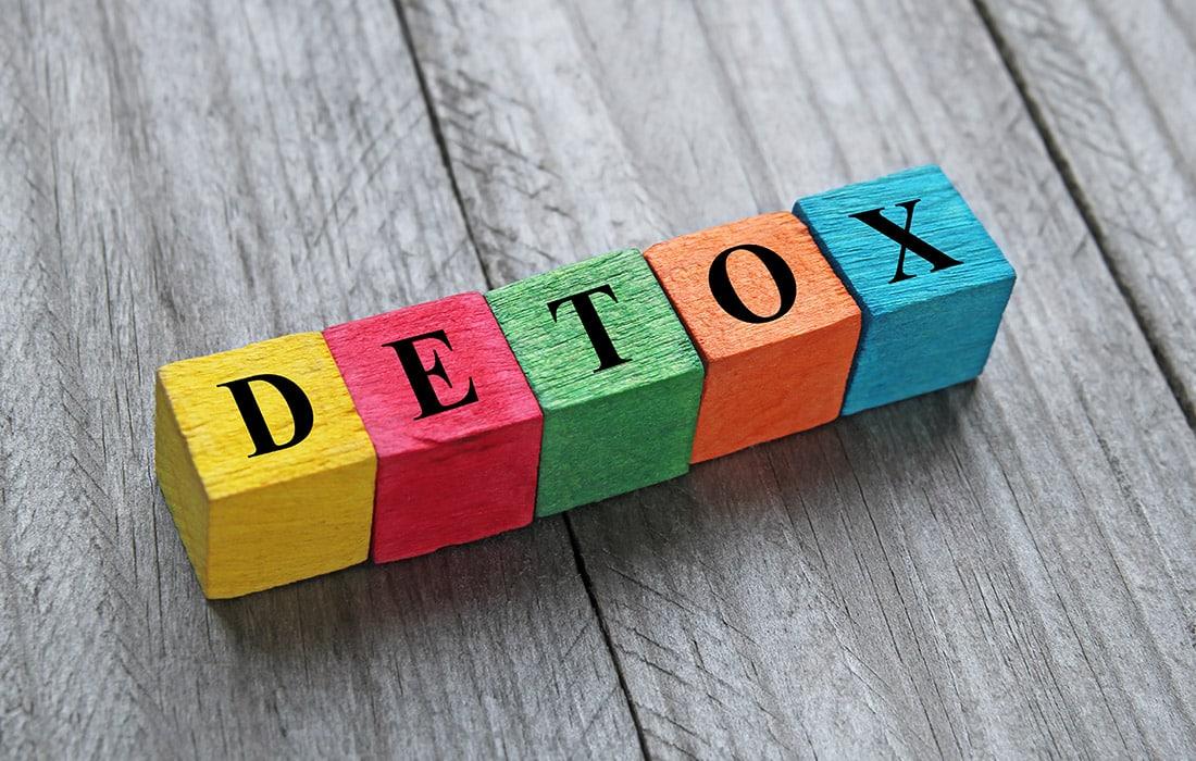 Kann Entgiftung beim Abnehmen helfen?