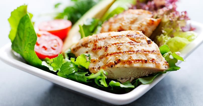 Gesundes Essen, das allen Spass macht und beim Abnehmen hilft