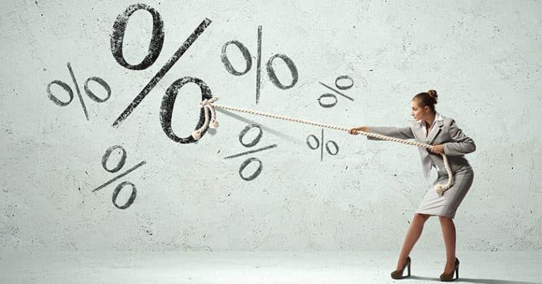 Niedrigzinsphase - welche Optionen haben Anleger