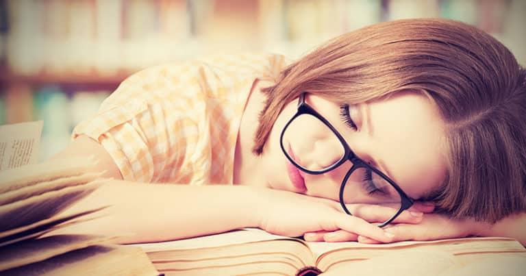 Bekommen deutsche Schüler zu wenig Schlaf?