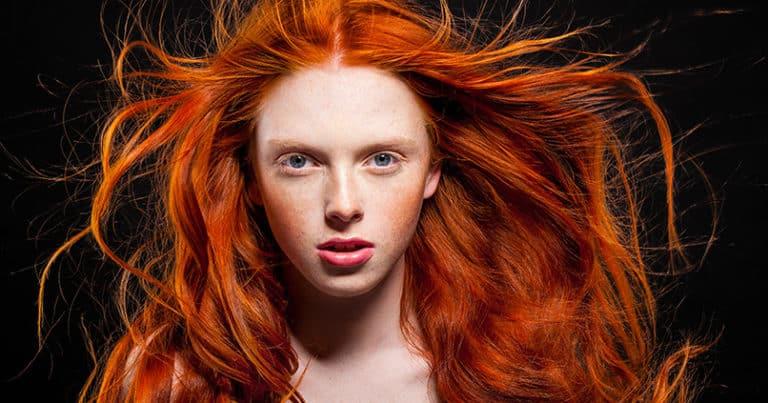 Überraschende Fakten über Menschen mit roten Haaren