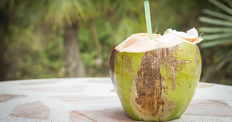 Kann Kokoswasser dauerhaft den Blutdruck senken?